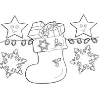 Happy Christmas Stars