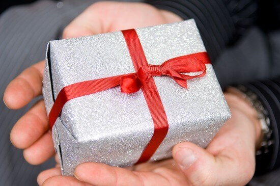 Gift Wrapping a Box