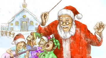 Top Ten Inspiring Christmas Songs