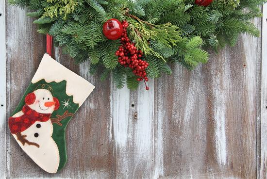 Adding Flair to Your Christmas Stockings