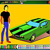 Thumbnail image for Kevin's Car Coloring