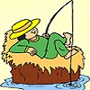 Thumbnail image for Fisherman Coloring