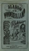 Thumbnail image for Aladdin or The Wonderful Lamp