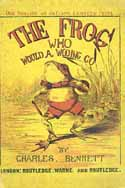 Thumbnail image for The Frog Who Would a Wooing Go