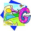 Letter G Jigsaw Puzzle