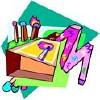 letter m jigsaw