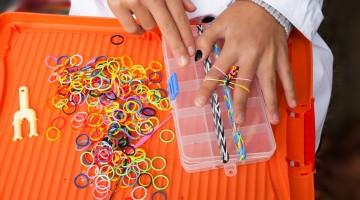 Friendship Bracelets for the Family