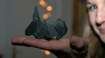 Making Origami For Children and Beginners