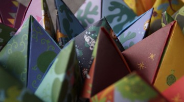 Easy Origami: Choosing Your Paper Wisely