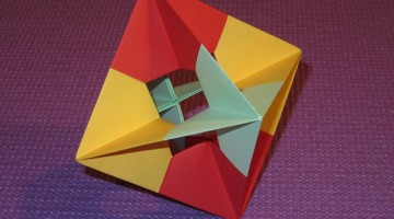 Fast and Easy Origami