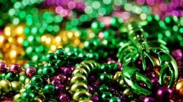 Sweet Necklaces for Mardi Gras