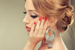 Chandelier Earrings How-To