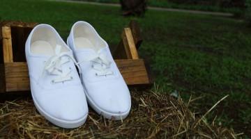 Decoupage Sneakers
