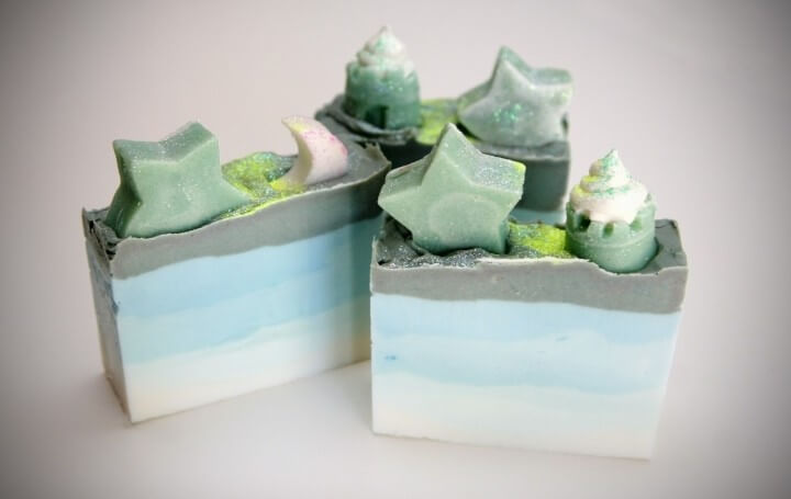 Simple Soap Recipe for Kids