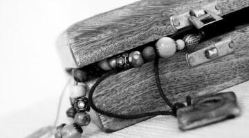 Decorated Jewelry Box