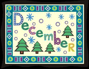 Preschool December