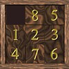 8 Square Slider Puzzle - Challenge