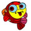 Happy Fish Coloring
