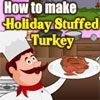 How to Make Holiday Stuffed Turkey