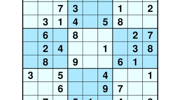 Daily Sudoku Puzzle