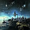 Sci-Fi City Puzzle