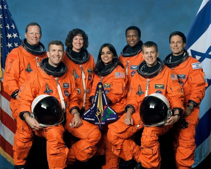 Columbia Space Shuttle Disaster