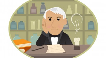 About Thomas Edison