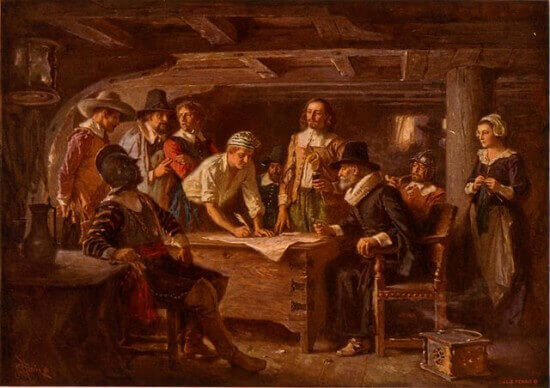 Thumbnail image for Facts About the Mayflower Compact