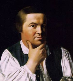 Paul Revere was a skilled craftsman.
