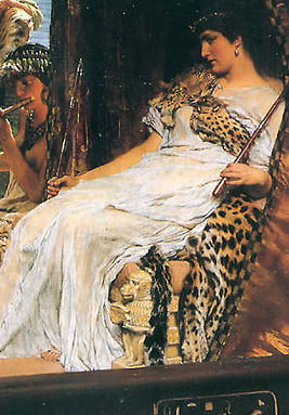 Cleopatra was a very influential figure.