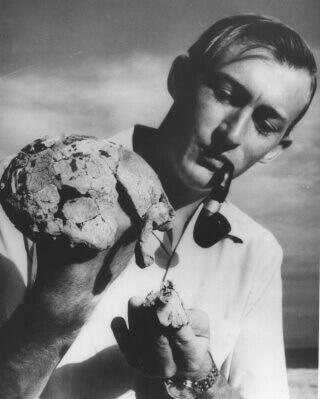 Richard Leakey, Kenyan politician and paleoanthropologist.