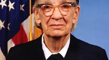 10 Facts about Grace Hopper