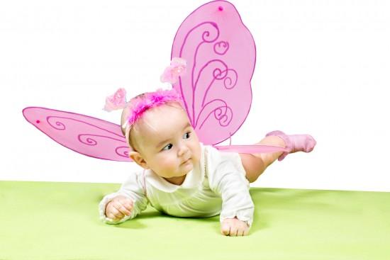 Top Five Baby Halloween Costumes