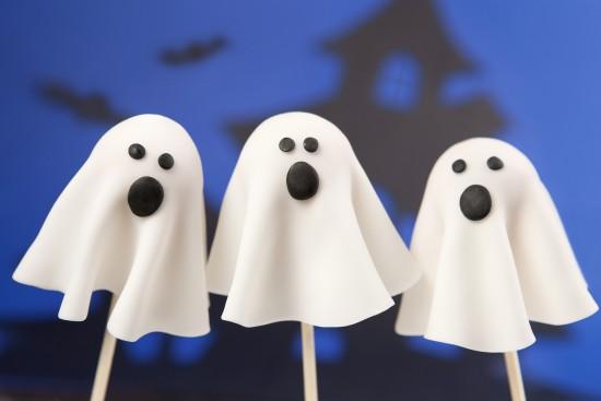 Ghostie Pops