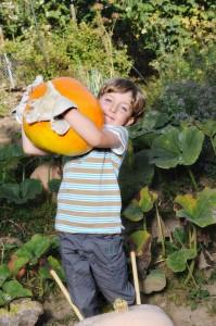 huggy pumpkin
