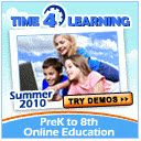 Time 4 Learning Summer Study Program