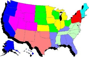Midwestern States Of Capital Challenge Games Surfnetkids - Us map of midwest states