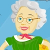 Grandmother Maggy Dress-up
