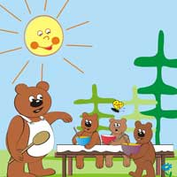 Bear Porridge Differences
