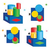 Block Matching Game