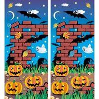 Halloween Wall Differences