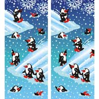 Sliding Penguins