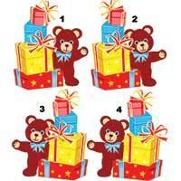 Teddy Bear Pairs