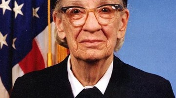 Rear Admiral Grace Hopper