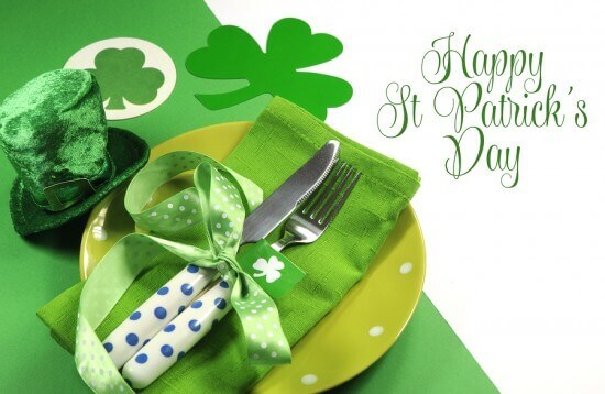 Irish Activities for St. Patty's Day Fun