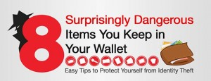 Clean Out Your Wallet,  Protect Against Identity Theft