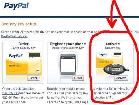 paypal-security-key