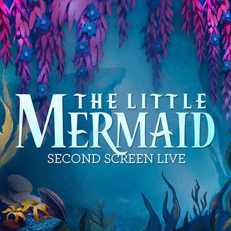 Little Mermaid iPad App Syncs with Movie