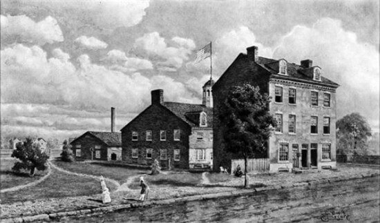 An Act of Congress established the first United States Mint facility in Philadelphia and established the U.S. legal tender system on April 2, 1792.