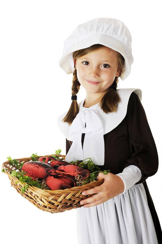 Thanksgiving: From Pilgrims to Pocahontas